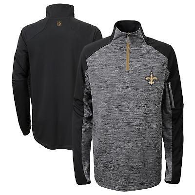 Cheap NEW ORLEANS SAINTS Youth NFL Game Stated Full Zip Hooded