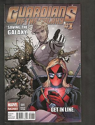 9.2 GUARDIANS OF THE GALAXY #3 1:100 McGUINNESS VARIANT COVER!