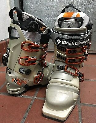 Black Diamond Stiletto Telemark Boot