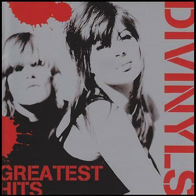 DIVINYLS - GREATEST HITS CD ~ CHRISSIE AMPHLETT ~ AUSTRALIAN 80's BEST OF *NEW*