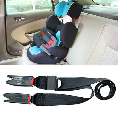 Practical Kids Baby Car Safety Seat Strap Isofix Link Belt Band Anchor Holder RO