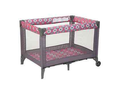 Pack N Play Playards Portable Napper And New Baby Girls Reversible Playpen