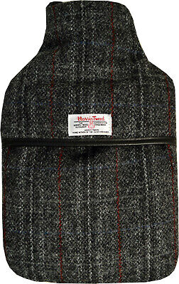 Vagabond Harris Tweed Padded 2L Hot Water Bottle