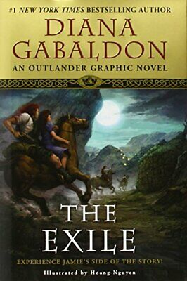 The Exile (Outlander) by Gabaldon, Diana Book The Cheap Fast Free Post