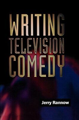 Writing Television Comedy by Rannow, Jerry Paperback Book The Cheap Fast Free