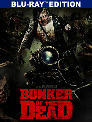 Bunker of the Dead [New Blu-ray] Manufactured On Demand, Ac-3/Dolby Digital
