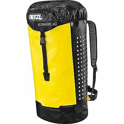 Petzl L9-S43Y Portage 30L Pvc Free Backpack Climbing Gear Bag Pack Yellow/black