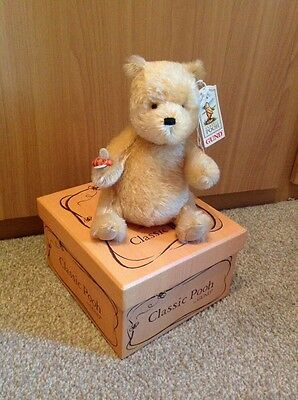 *SALE* Classic Pooh Bear By Gund, New With Box And Tags