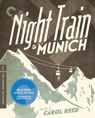 Night Train to Munich (Criterion Collection) [New Blu-ray] Restored, Special E