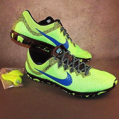 Nike Zoom Rival XC Cross Country Running Spikes (Mens 10= Womens 11.5) Green