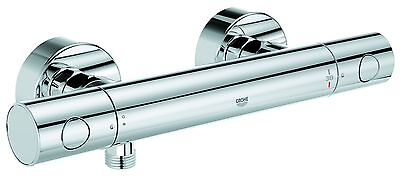 Grohe Brause-Thermostat Grohtherm 1000 Cosmopolitan mit RV chrom 34065002