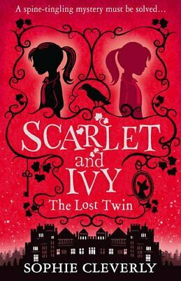 The Lost Twin (Scarlet and Ivy, Book 1) by Cleverly, Sophie Book The Cheap Fast