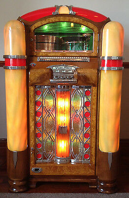 "Wurlitzer ""800"" Jukebox 1940 - 24-78Rpm Top Quality"