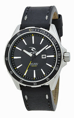 Rip Curl DVR-100 Mens watch A2893. Black