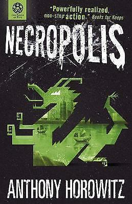 The Power of Five: Necropolis by Anthony Horowitz (Paperback, 2013) New Book