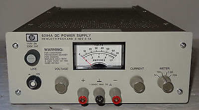 HP / Agilent 6294A DC Power Supply 60V/1A NEW