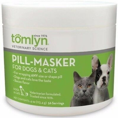Tomlyn Pill Masker Dog and Cat Supplement 4oz Pets Love the Taste