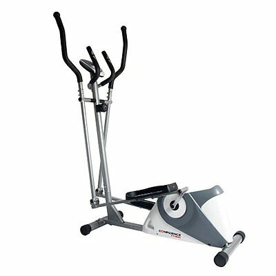 Confidence Fitness Pro Magnetic Pro Compact Elliptical Cross Trainer MKII