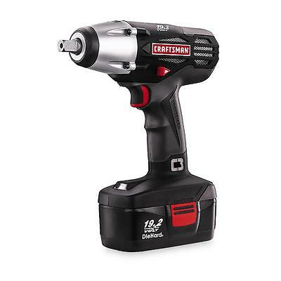 """NEW Craftsman C3 19.2V Cordless 1/2"""" Impact Wrench Kit 31305 + (battery&charger)"""