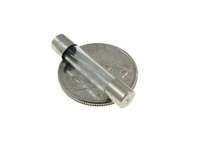 10 x  250V 2A Fuse  6mm x 30mm Fast Blow Glass Fuses Pack of 10