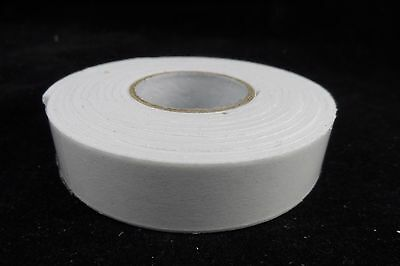 Single Double Sided Tape 2M Roll - 18Mm Wide - White - Free Post