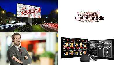 Start your own business as a digital signage reseller