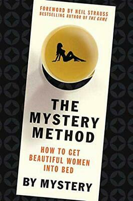 The Mystery Method by Markovik, Erik von Paperback Book The Cheap Fast Free Post