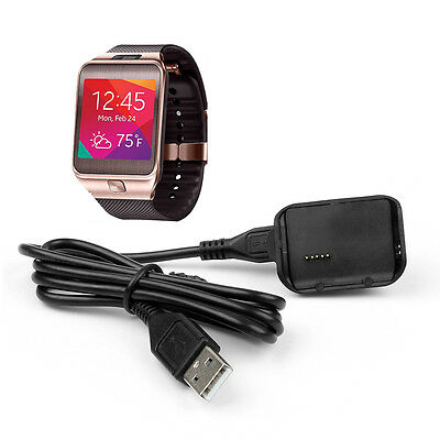 Smart Watch Charger Dock Charging Cradle for Samsung Galaxy Gear 2 SM-R380 UK