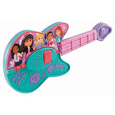 Dora & Friends Play It 2 Ways Guitar Childrens/Kids Talking Singing Toy