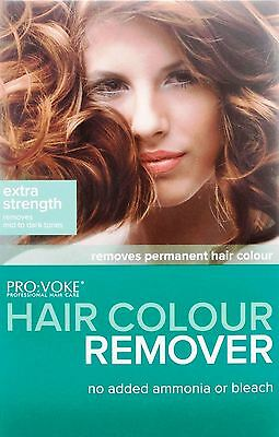 ProVoke Hair Colour Remover Extra Strength