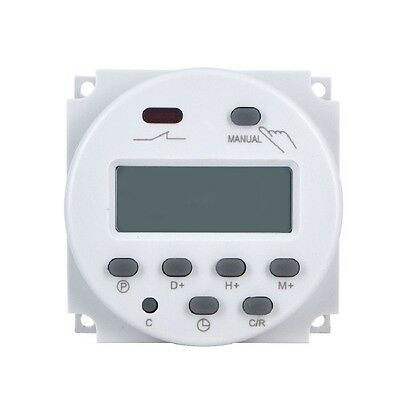 2016 hot CN101A AC Digital LCD Power Timer Programmable Time Switch Relay Timer