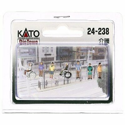 "Kato 24-238 Model People ""Nursing"" (N scale)"