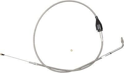 "LA Choppers Idle Cable Stainless 12-14"" Ape LA-8320ID13"