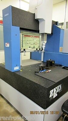 Zeiss MC-850 Coordinate Measuring Machine