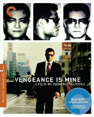 Vengeance Is Mine (Criterion Collection) [New Blu-ray]