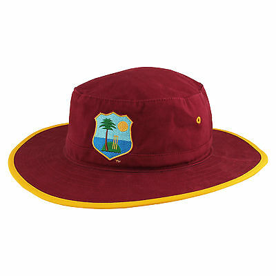 Official West Indies Cricket Odi Sun Hat Small