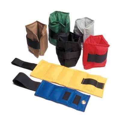 Cando Econocuff Wrist/Ankle Weights - 8 pc. Set 1 each