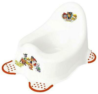 Paw Patrol Steady Potty Non Slip Chair For Toddler & Child Toilet Training Seats
