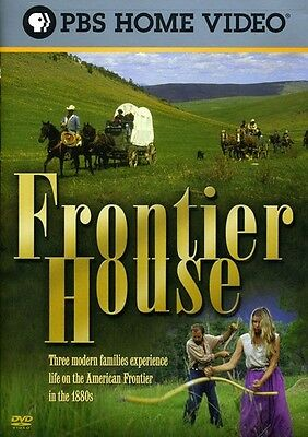 Frontier House [2 Discs] (2005, DVD New)