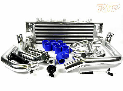 Front Mount Intercooler & Pipe Kit FMIC Impreza wrx sti 2001 2001 2003 2004 2005