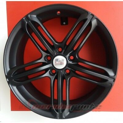 """F557/mb Kit 4 Cerchi In Lega Da 17"""" Et35 X Seat Exeo - St 3R 3Rn Made In Italy *"""