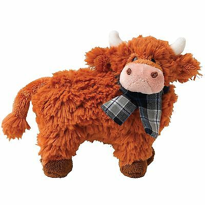 Hairy Coos A27296 Hamish the Highland Cow Soft Toy