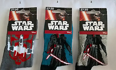 chaussettes star wars 27-30