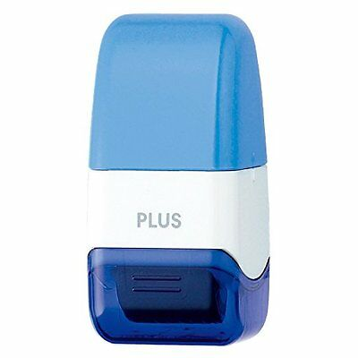 Stationery PLUS Kespon Guard Your Id Roller Stamp Mini Blue FREE SHIPPING