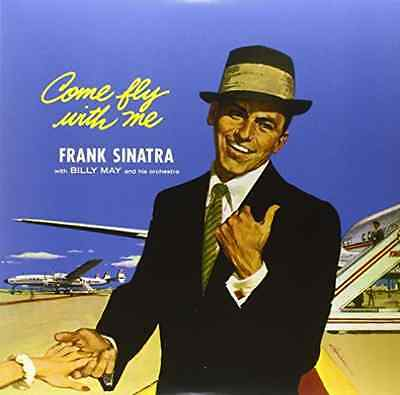 FRANK SINATRA-Come Fly With Me  VINYL NEW