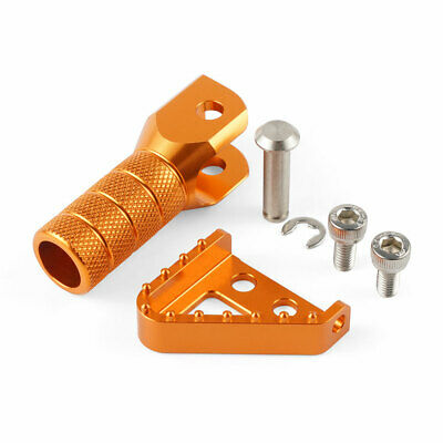 CNC Brake Pedal Step Shifter Lever Tip for KTM SX SX-F EXC EXC-F XCW XCF SMR SMC