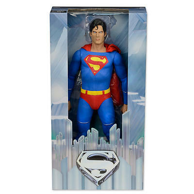 "Dc Comics / Figura Superman 18 Cm- Action Figure In Box 7"" Neca"