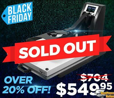 """HPN™ Signature Series™ 16"""" x 20"""" Slide Out Drawer Heat Press"""