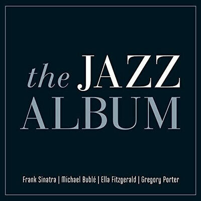 Various Artists : The Jazz Album CD 2 discs (2016) Expertly Refurbished Product