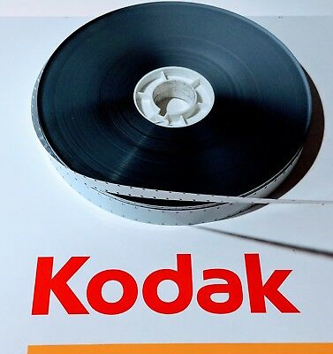 KODAK 1000' FT/320M 16MM 6mil Acetate Dbl Perf White Opaque FILM LEADER **NEW**